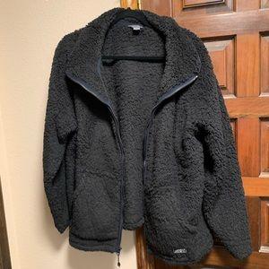 New! Cozy Black Jacket